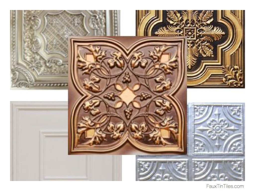 Residential Ceilings Decorative Ceiling Tiles Tin