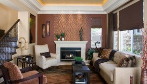 Wavy Design Decorative Wall Art Panels