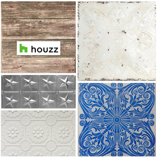 Houzz Ceiling Tile Ideas