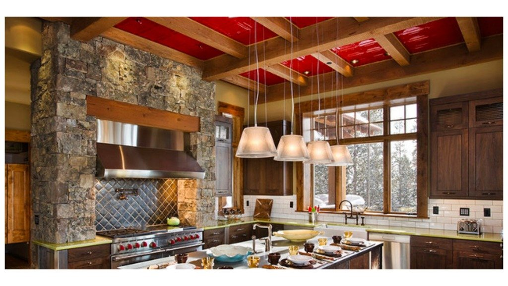 Kitchen Commercial Ceiling Tiles