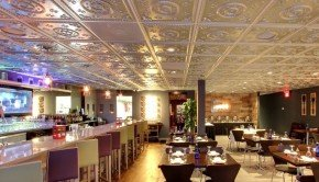 Chutney and Pickle Fine Indian Cuisine_Decorative_Ceiling_Tiles
