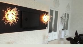 Residential and Commercial Faux Leather Wall Panel Photo Gallery