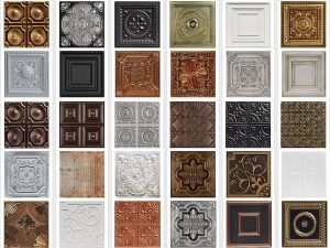 Get it Fast Decorative Ceiling Tiles on Sale